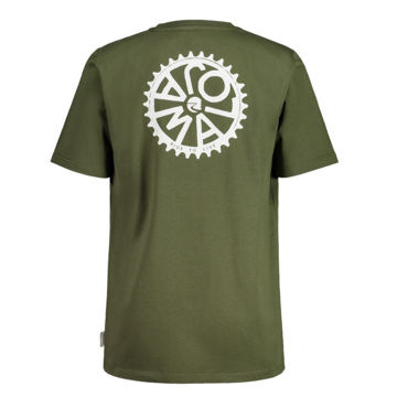 Picture of MALOJA BIKE JERSEY HOLZAPFELM. MOSS FOR MEN