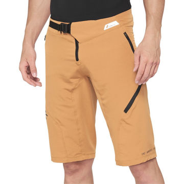 Picture of 100% SHORTS AIRMATIC CARAMEL FOR MEN