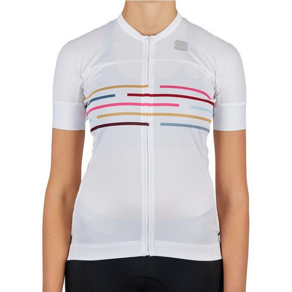 Picture of SPORTFUL BIKE JERSEY VELODROME WHITE FOR WOMEN