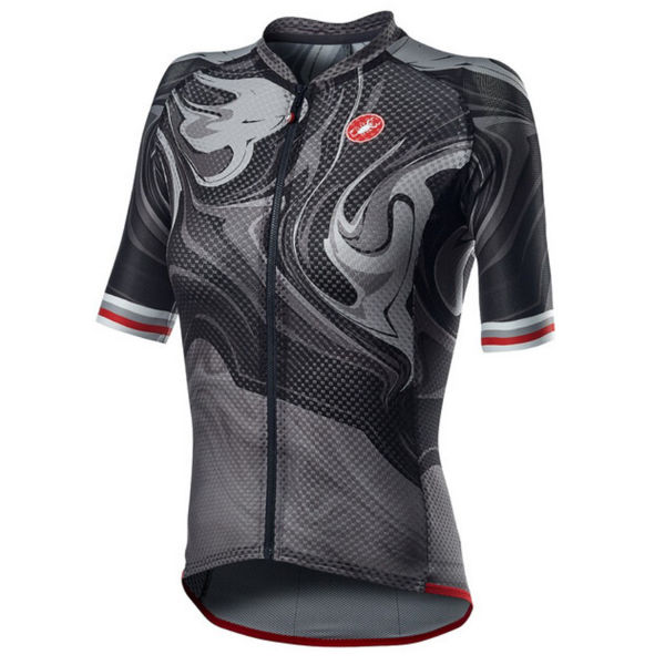 Picture of CASTELLI BIKE JERSEY CLIMBER'S 2.0 LIGHT BLACK FOR WOMEN