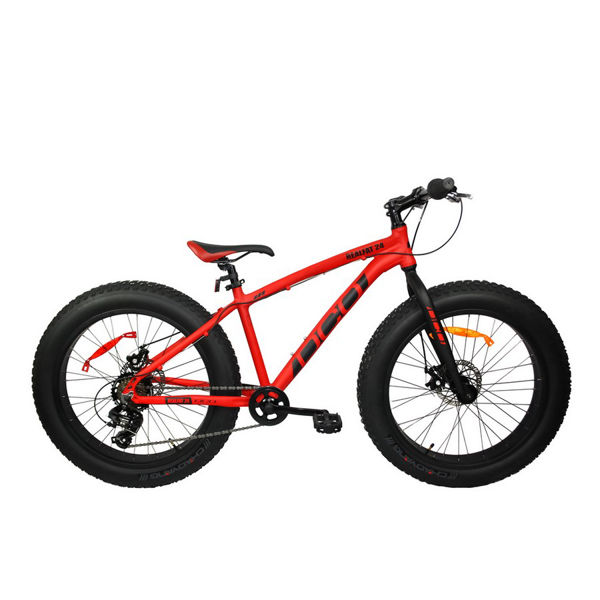 Picture of DCO FAT BIKE REALFAT 24 MATTE RED 2021 FOR JUNIORS