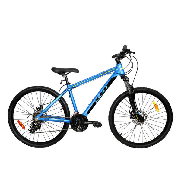 Picture of DCO MOUNTAIN BIKE XZONE 260S BLUE/GREEN/BLACK 2021