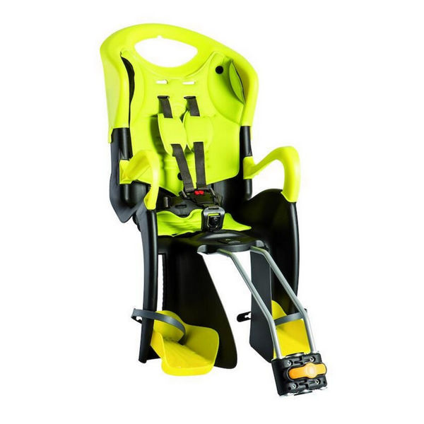 Picture of MAMMACANGURA CHILD SEAT TIGER STANDARD YELLOW