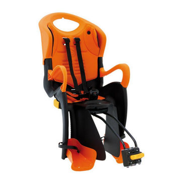 Picture of MAMMACANGURA CHILD SEAT TIGER STANDARD ORANGE