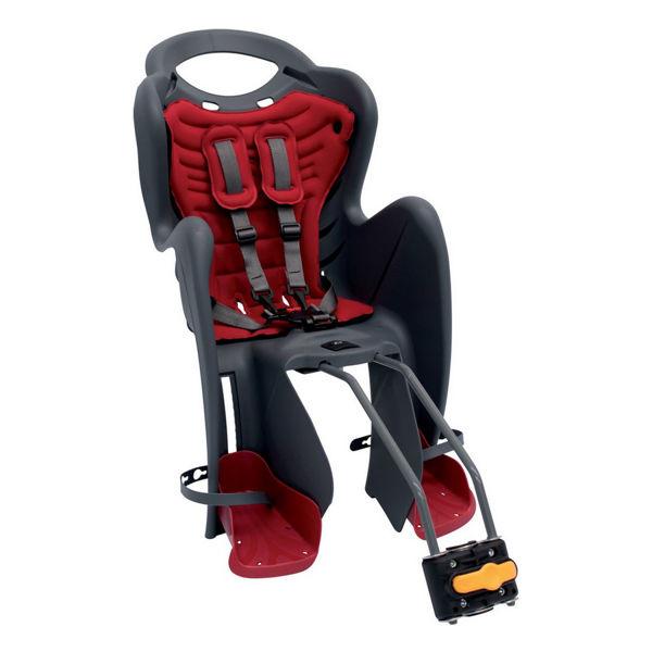 Picture of MAMMACANGURA CHILD SEAT MR FOX STANDARD BLACK