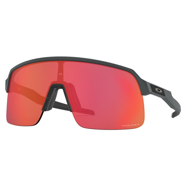Picture of OAKLEY SUNGLASSES SUTRO LITE MATTE CARBON/PRIZM TRAIL TORCH