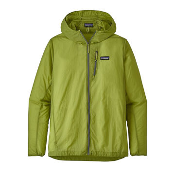 Picture of PATAGONIA RUNNING JACKET HOUDINI FOLIOS GREEN FOR MEN