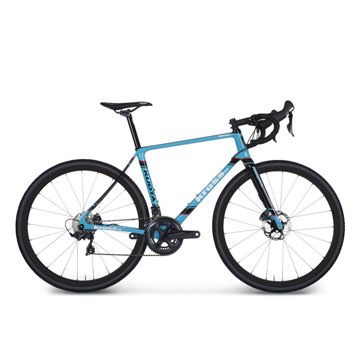 Picture of KUOTA ROAD BIKE KROSS DISC 105 HYDRAULIQUE COMPACT WHRS370 BLUE 2021
