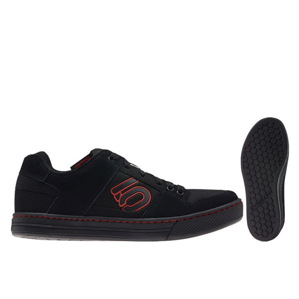 Picture of FIVE-TEN BIKE SHOES FREERIDER BLACK/RED