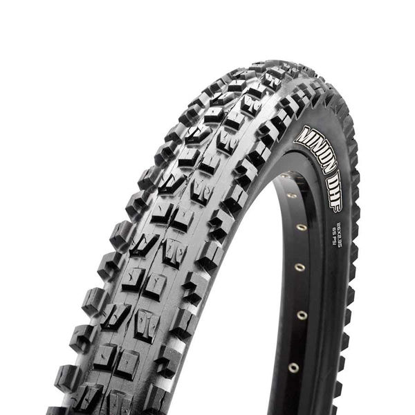 Picture of MAXXIS MINION DHF 29X2.30 EXO TUBELESS READY BLACK