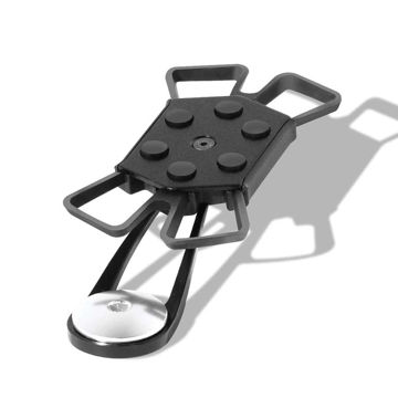 Picture of DELTA BIKE MOUNT CELLPHONE RACK X MOUNT PRO BLACK