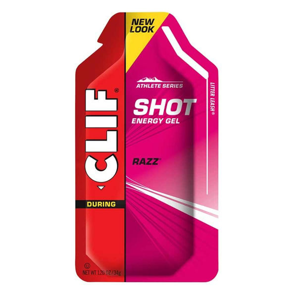 Picture of CLIF GEL SHOT RASPBERRY