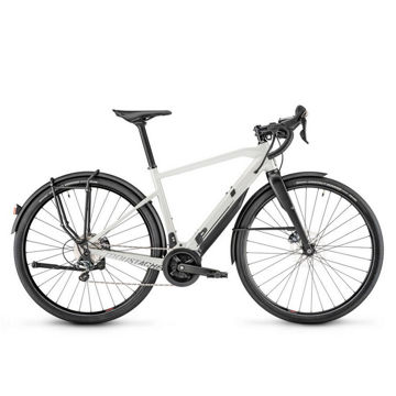Picture of MOUSTACHE ELECTRIC BIKE FRIDAY 28.7 GREY 2021