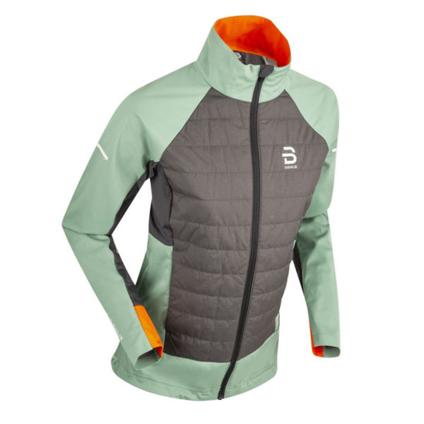 Picture of BJORN DAEHLIE CROSS COUNTRY SKI JACKET JACKET CHALLENGE MALACHITE GREEN FOR WOMEN
