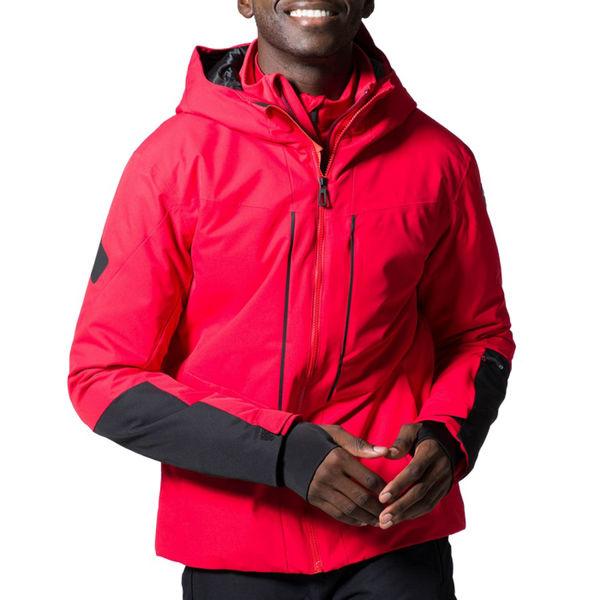 Picture of ROSSIGNOL ALPINE SKI JACKET FONCTION SPORTS RED FOR MEN