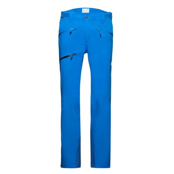 Picture of MAMMUT ALPINE SKI PANT STONEY HS ICE FOR MEN