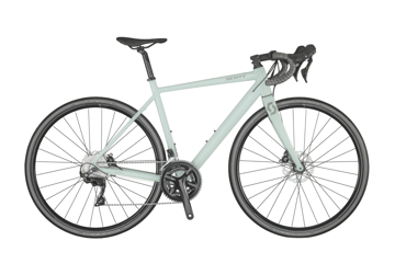 Picture of SCOTT ROAD BIKE CONTESSA SPEEDSTER 15 DISC 105 TURQUOISE 2021 FOR WOMEN