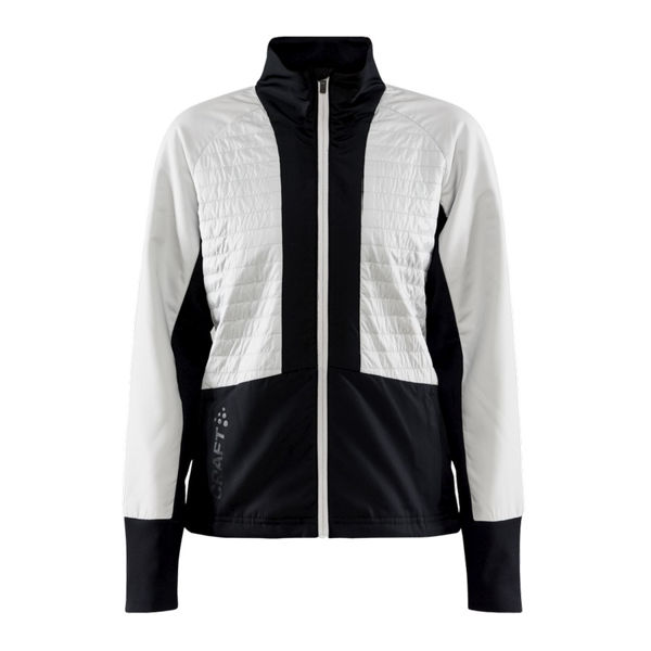 Picture of CRAFT CROSS COUNTRY SKI JACKET ADV STORM INSULATE NORDIC ASH/BLACK FOR WOMEN