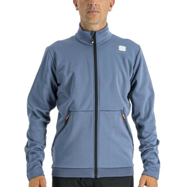 Picture of SPORTFUL CROSS COUNTRY SKI JACKET ENGADIN BLUE SEA FOR MEN
