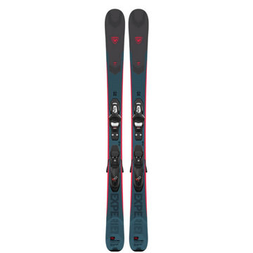 Picture of ROSSIGNOL ALPINE SKIS EXPERIENCE PRO W/ KID4 GW 2022 FOR JUNIORS (WITH BINDINGS)