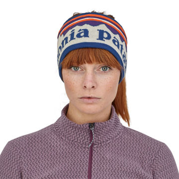 Picture of PATAGONIA FITZ ROY SUNRISE KNIT: BIRCH WHITE