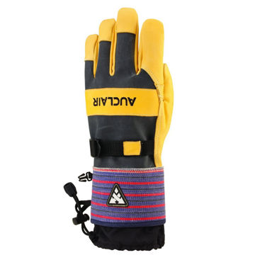 Picture of AUCLAIR GLOVES MOUNTAIN OPS II BLACK/GOLD