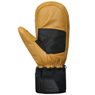 Picture of AUCLAIR MITTENS OUTSEAM TAN/BLACK